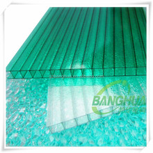 ISO certificate manufacturer only use virgin material china polycarbonate sheet factory