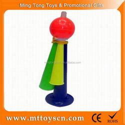wholesale sport fans horn colorful mini vuvuzela horn