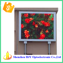 P10 outdoor video advertising wifi led display