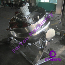 Steam Kettle Vessel