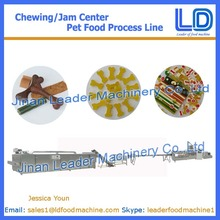 Dog chewing gum Pet food processing line / Pet Food making Machines