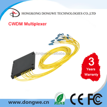 Coarse Wavelength Division Multiplexing Device,1260-1620nm,COM+1310 fiber