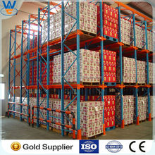 CE & ISO 9001 Drive in racks for long objects from Nanjing Victory