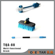 Car Cleaning Brush with 10ft Extension Pole
