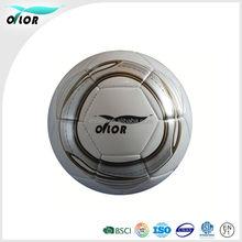 2015 OTLOR 100%TPU cover high durability soccer ball