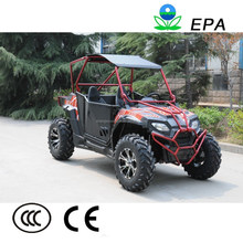 shaft drive 250cc 2 seater 4x2 utility vehicle for sale