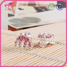 Sweet pink octopus hair claw clip clamp