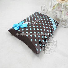 sweet nice design grey packaging paper gift boxes