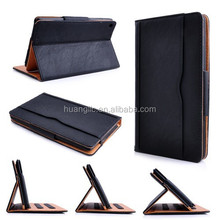 2015 360 Rotating TAN Buckle Stand Smart Magnetic Case Cover For Asus Google Nexus 7 Tablets With Sleep/Wake