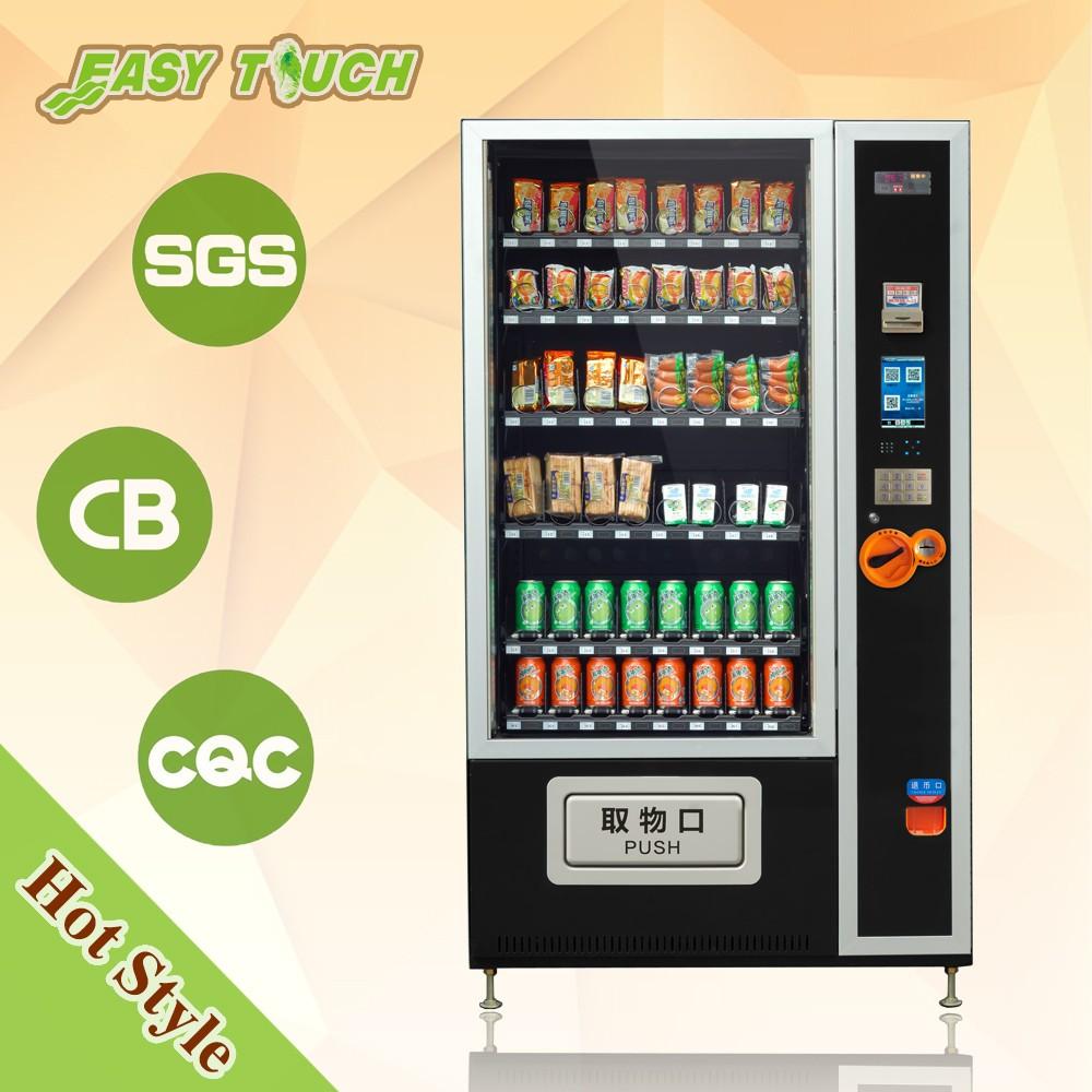 Hot Sale !credit Cards Reader Vending Machine For Sale ...