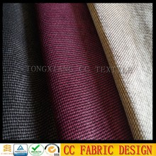 Micro velvet fabric with embossed/2-tone effect fabric for sofa,bag,upholstery