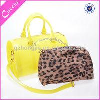 Silicone handbags ladies designer handbags