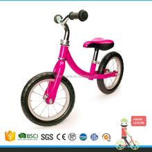 2015 new design hot selling high quality kids balance bike