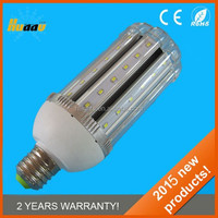 360 degree 5w 8w 12w 15w 25w 35w e27 led corn light with CE&ROHS approved