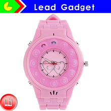 Kids GPS watch with free web based GPS tracking platform and Android App