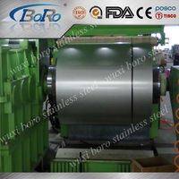Raw material medical coil stainless steel 201 grade
