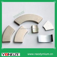 Permanent Arc Neodymium Magnet Motor