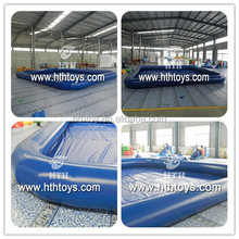 Commercial grade PVC inflatable swimming pool