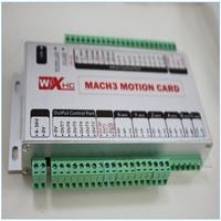 3 axis stepper motor driver board mach3 cnc controller card,5 axis cnc kit