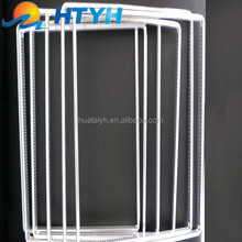 Hollow Aluminium Profile for insulated glass