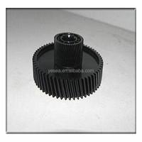 Black plastic bevel gears/plastic gear on sale