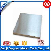 titanium and titanium alloy plate heating exchange plate