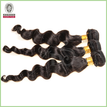 Unprocessed Real human hair attachment