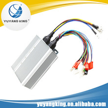 Electric vehicle brushless motor controller