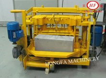 brick machine egglaying cement brick machine price QMJ4-30 small business machines manufacturers
