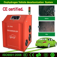 oxy hydrogen big volume engine more than 3000CC In boilers of LNG using HHO