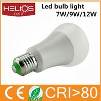 CE RoHS approval 50000 hours of long lifespan flower shape energy saving light bulb
