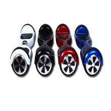 import china goods 2 wheel motor scooters for adults made in china /self balancing smart scooter/balance scooter 6.5 inch