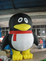 CILE 2015 custom giant inflatable penguin(advertising, sales promotion, simulator, events)
