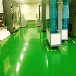 Acid And Alkali Resistant Oil Proof Floor Paint