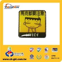 Epoxy magnet fridge magnets epoxy stickers for decoration