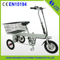 "2015 14"" 20"" new model adult 3 wheel electric bicycle china"
