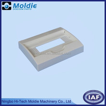 Household plastic product for electronic circuit breaker box
