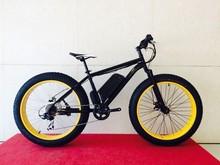 High Quality Big Tire Snow Bike Electric Fat Bike