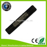 14.8v 4800mAh 8 cells li-ion battery pack for Asus A32-A6 laptop battery replacement