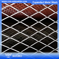 1 New products on china high quality heavy duty expanded metal mesh