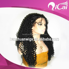 High quality human hair full lace wig,african american wigs