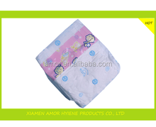 China Manufacturer Cheap Disposable Baby Diapers Good For Skins