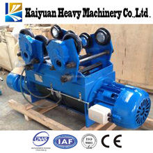 2015 Kaiyuan CD/MC Hoisting Machine Lifting Equipment with Wire Rope Electric Block with High Performance for D.P.R.Korea