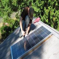 Bluesun solar energy best popualr 10KW solar panel install cost