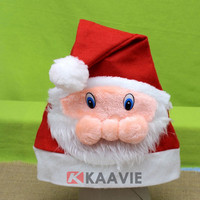 Funny Novelty party wear Xmas hat Christmas hat Santa Claus hat