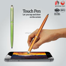 Multifunction touch ball pen imported from china
