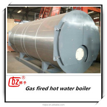 oil and gas heater water boiler