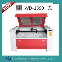 skype;wei.sara51 Hot sale wood / plastic / fabric / paper 1390 cheap cnc / co2 laser cutting machine price