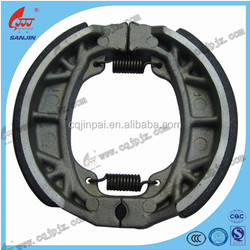 Cheap High Quality CHINA OEM New Motorcycle Brake shoes for sale