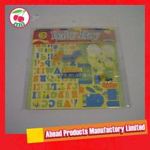 8x8 Baby Boy Handmade Scrapbook Craft kit